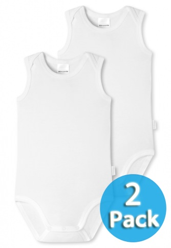 2-Pack Body 0/0 Schiesser Baby Basics