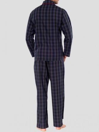 schiesser herren pyjama lang frei haus 20 rabatt. Black Bedroom Furniture Sets. Home Design Ideas