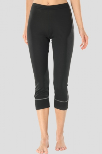 Damen Hose 3/4 Lang SCHIESSER Thermo Plus