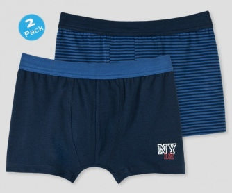 2er-Pack Shorts Schiesser University