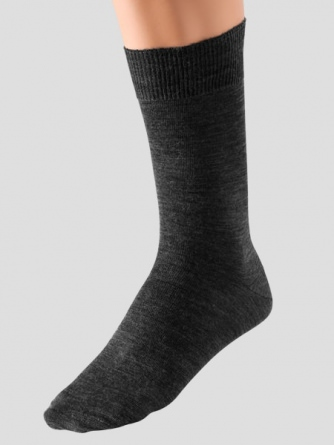 Schiesser Herrensocken Cotton & Wool