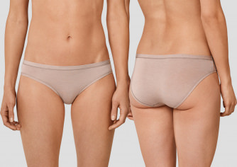 Ladies Mini Brief brown SCHIESSER Personal Fit