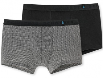 2-farbiges Set SCHIESSER Shorts 95/5