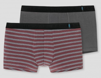 2-farbiges Set SCHIESSER Herren Shorts 95/5