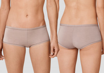 Pants SCHIESSER Personal Fit - braun
