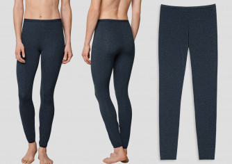 Women Leggings SCHIESSER Personal Fit - night blue