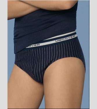 Jungen Sports Brief Schiesser Uncover Micro Stripes