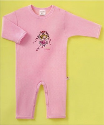 Baby Overall Schiesser Lillifee 2