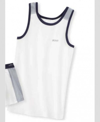 Jungen Tank Top Schiesser New Rib