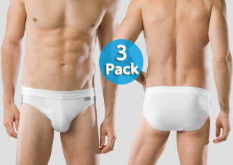 3er-Pack Schiesser Rio-Slip Cotton Stretch