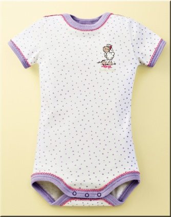 Baby Body 1/2 Schiesser Jolly M�h