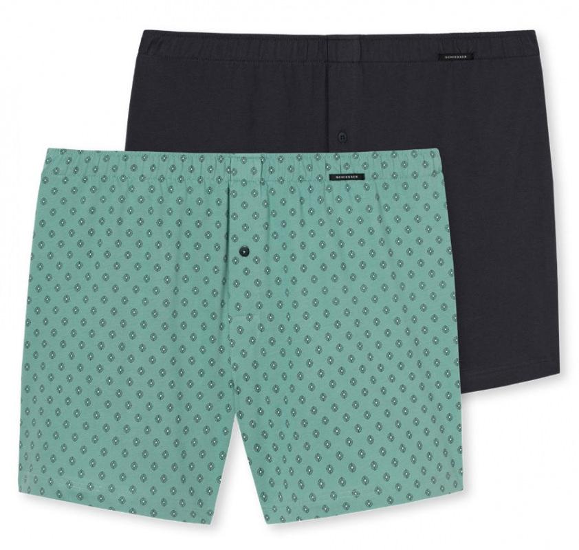 Men Shorts Essentials Schiesser Boxer 700 Pack 161662 2 5jLRA4